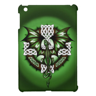 celtic Dragon iPad Mini Cover