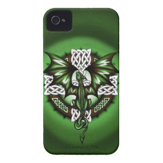 celtic Dragon iPhone 4 Case