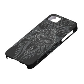 Celtic Dragon iPhone 5 Barely There iPhone 5 Case