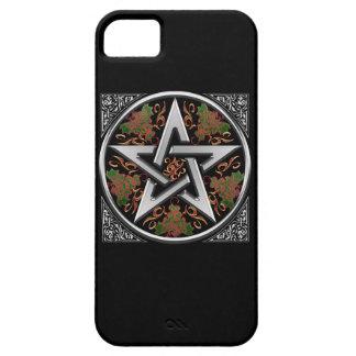 Celtic Dragon Pentagram iPhone 5 Cover