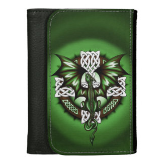 Celtic Dragon Wallets