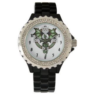 Celtic Dragon Watch