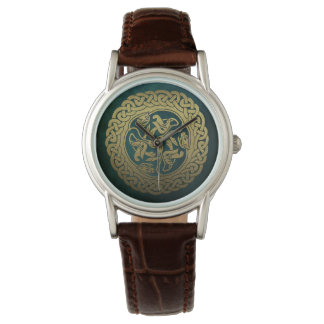 Celtic Dragon Watch