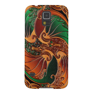 Celtic Dragons Case For Galaxy S5
