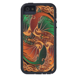 Celtic Dragons Case For The iPhone 5