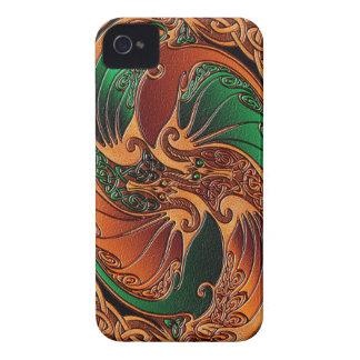 Celtic Dragons Case-Mate iPhone 4 Case