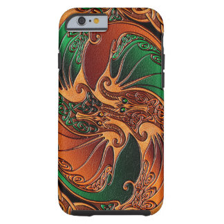 Celtic Dragons Tough iPhone 6 Case