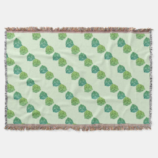 Celtic Emerald Throw