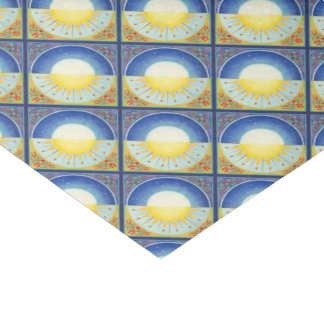 Celtic Equinox Sun & Moon Tissue Paper