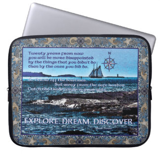 Celtic Explorer Laptop Sleeve