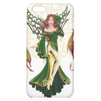 Celtic Faery iPhone 4G Case iPhone 5C Cover