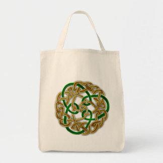 CELTIC FANTASY Knot Design Tote Bag