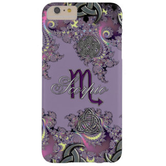 Celtic Fractal Zodiac Sign Scorpio iPhone 6 Case