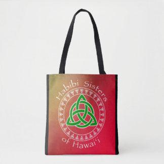 Celtic Habibi Sisters Tote Bag