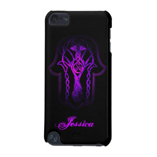 Celtic Hamsa Hand (Purple) iPod Touch 5G Covers