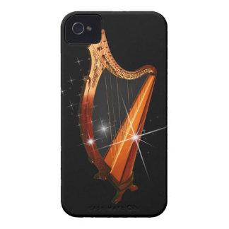 Celtic Harp iPhone 4 Case