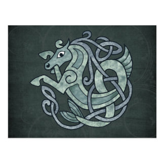 Celtic Horse Postcard