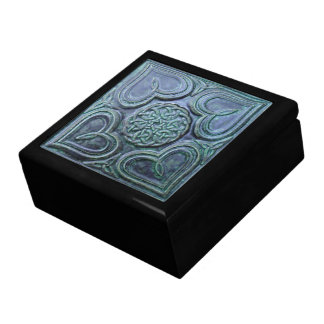 Celtic Jewellery Box Keepsake Boxes