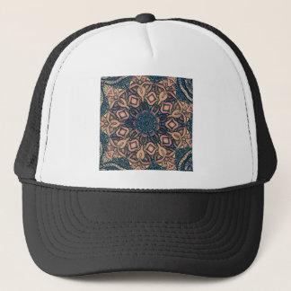 Celtic kalidoscope trucker hat