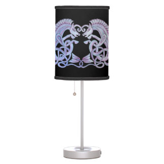 Celtic Kelpies Table Lamp