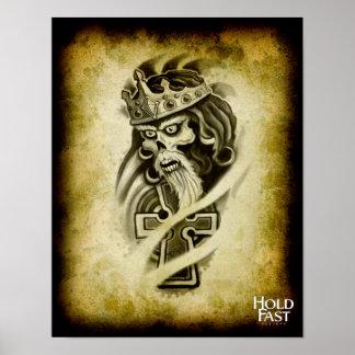 Celtic King Poster