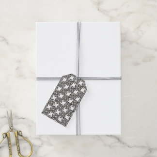 Celtic Knot Black and White Gift Tags