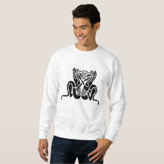 Celtic Knot Cats Sweatshirt