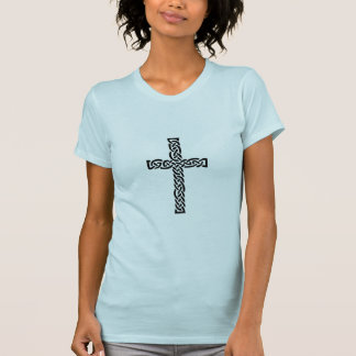 Celtic Knot Cross 2 T-Shirt