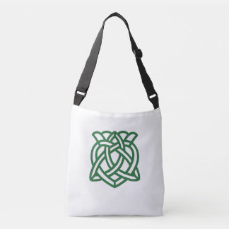 Celtic Knot Cross Body Bag