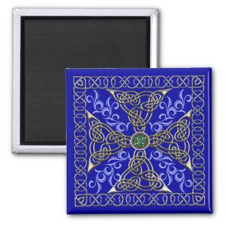 Celtic Knot Cross Magnet