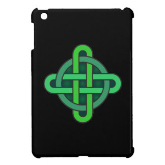 celtic knot ireland ancient symbol pagan irish gre cover for the iPad mini