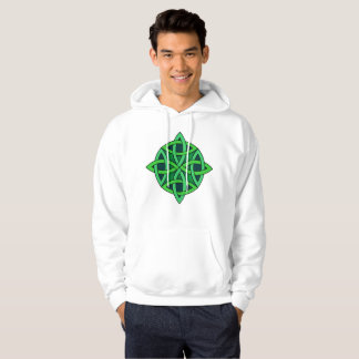 celtic knot ireland ancient symbol pagan irish gre hoodie