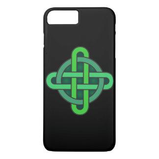 celtic knot ireland ancient symbol pagan irish gre iPhone 8 plus/7 plus case