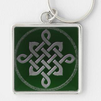 celtic knot ireland ancient symbol pagan irish gre keychain