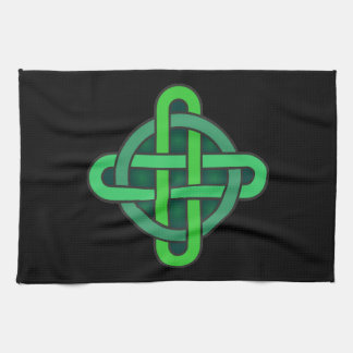 celtic knot ireland ancient symbol pagan irish gre kitchen towel