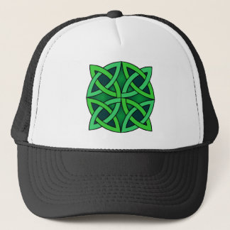 celtic knot ireland ancient symbol pagan irish gre trucker hat
