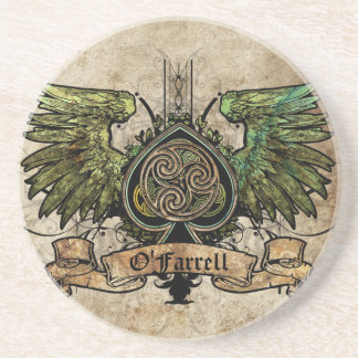 Celtic Knot Ireland Irish Tattoo Urban Coasters