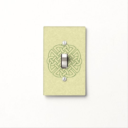 Celtic Knot Light Switch Cover