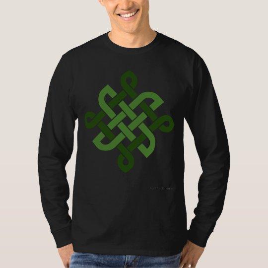 Celtic Knot Logo Long-Sleeved Shirt