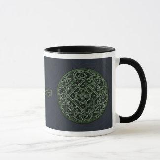 Celtic Knot Mug #2