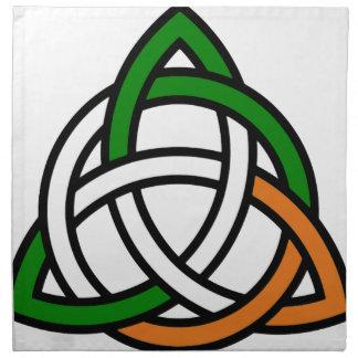 Celtic Knot Napkin