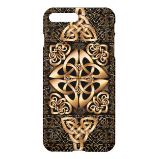 Celtic Knot on black