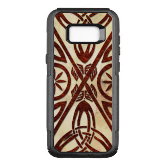 celtic knot OtterBox commuter samsung galaxy s8+ case