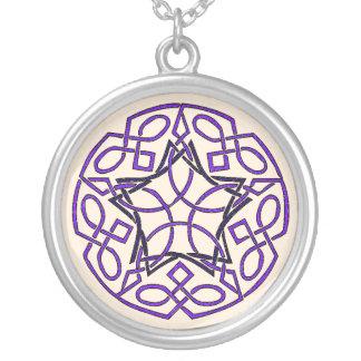 Celtic Knot Pentacle Necklace