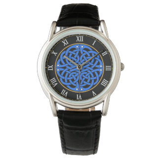 celtic knot police watch