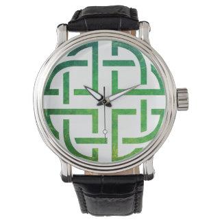 Celtic Knot Wristwatches