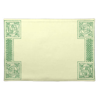 Celtic knots placemat