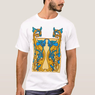 Celtic Knotwork Beasts T-Shirt