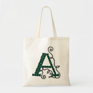 Celtic Letter A bag