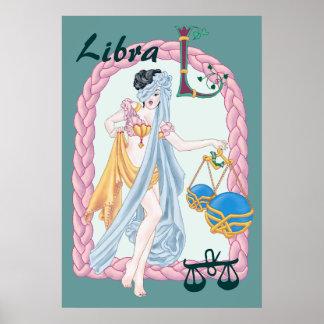 Celtic Libra Poster